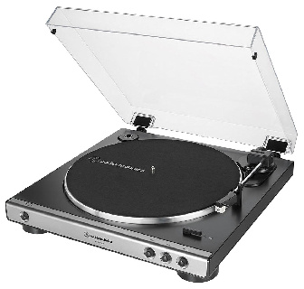 AT-LP60XUSB Gun Metal