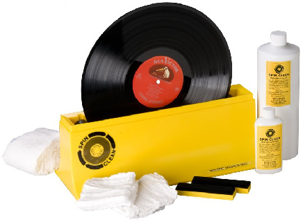 Record Washer MkII Package