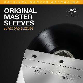Original Master Record Sleeves (pack of 50)
